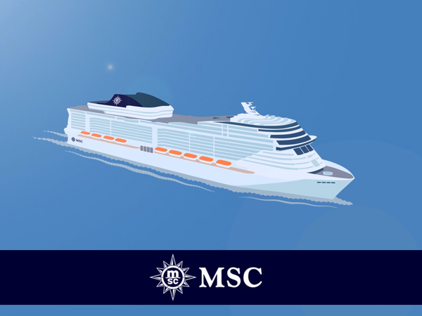 Ogilvy Paris pour MSC Cruises