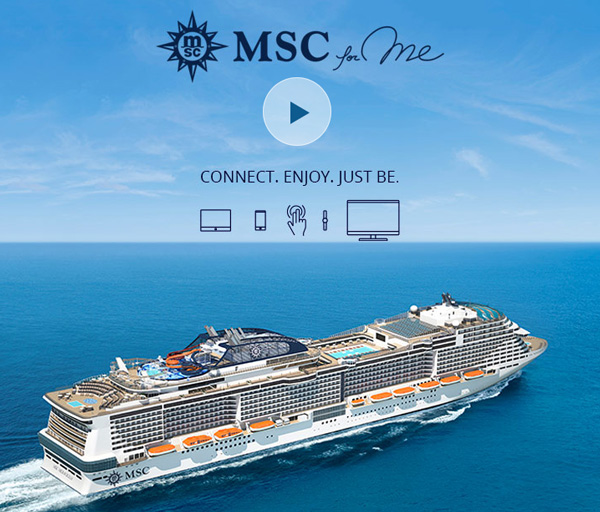 MSC Cruises Safety Video